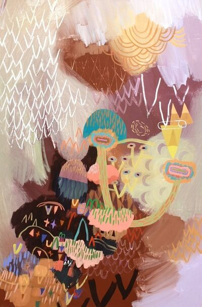Meghan Hildebrand, 'Street Talk', 2014