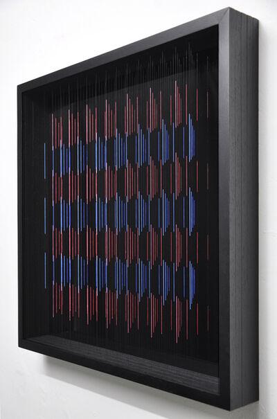 Paolo Cavinato, 'Iridescence 11 (blanket) ', 2019