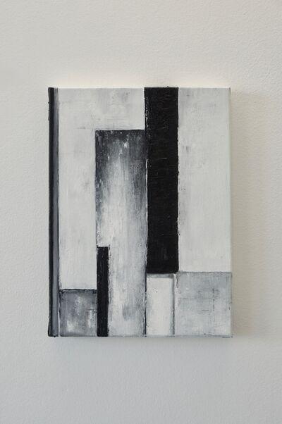 Louisa Marajo, 'Mur de planches', 2017