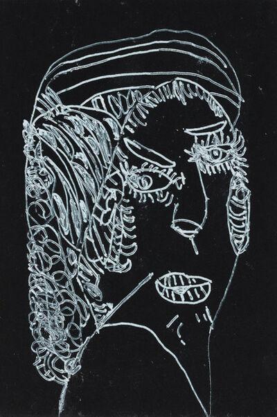Richard Wright (b. 1955), 'a bad Lady Creature', 2017