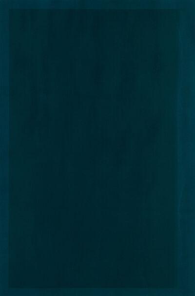 Mathew McWilliams, 'Edges (blue black)', 2019