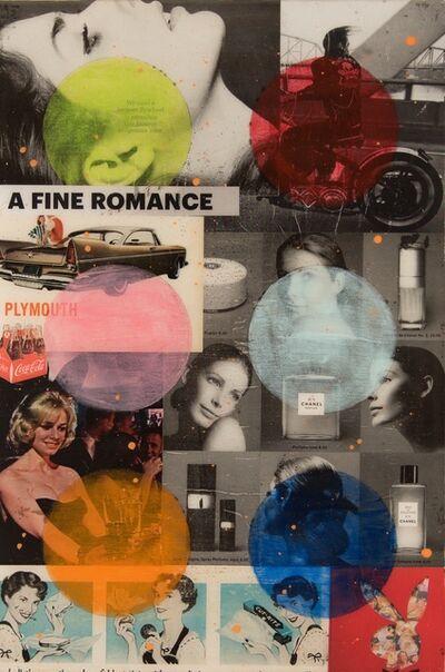 John Joseph Hanright, 'A Fine Romance', 2017