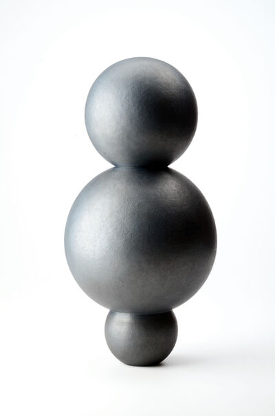 David Huycke, 'Black Snowman', 2012
