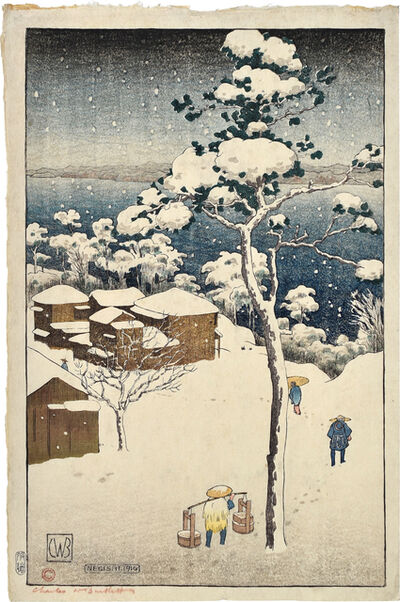 Charles Bartlett, 'Negishi', 1916