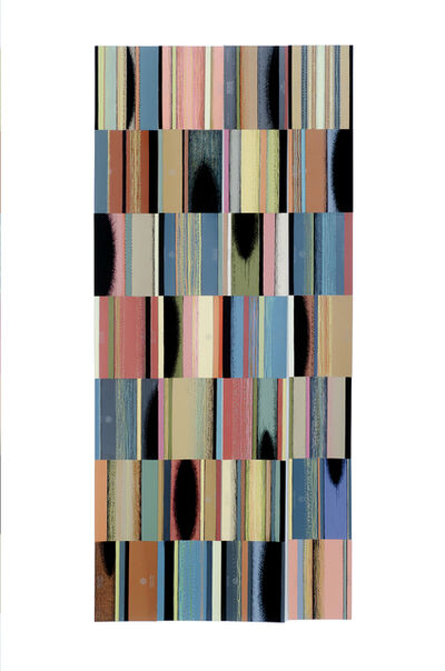 Mercedes Elena González, 'Dilatante (Small Tapestry V)', 2015-2019