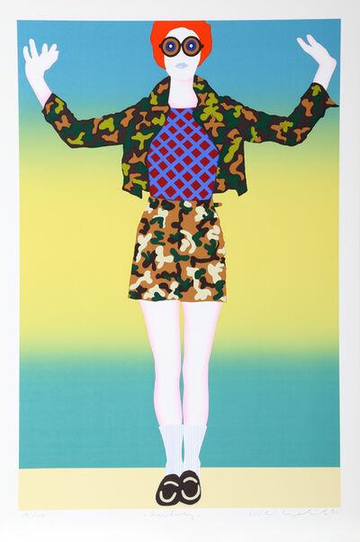 Kiki Kogelnik, 'War Baby', 1980