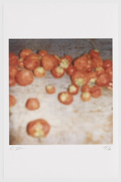 Cy Twombly, 'Strawberries (Gaeta)', 2008