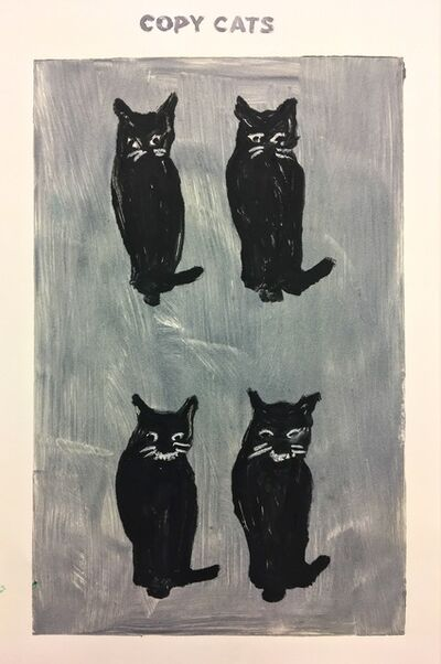 Richard Bosman, 'Untitled (Copy Cats II)', 2017