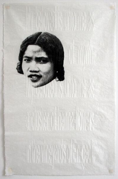 Jaume Plensa, 'Song of Songs II ', 2006