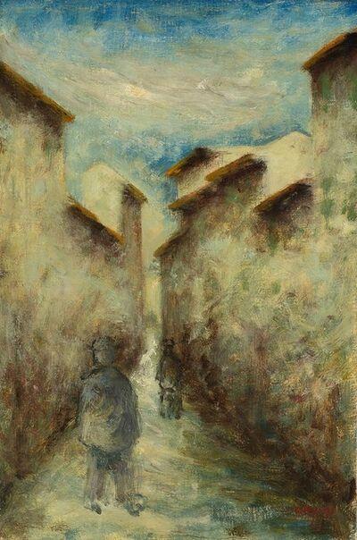 Ottone Rosai, 'Untitled', 1945