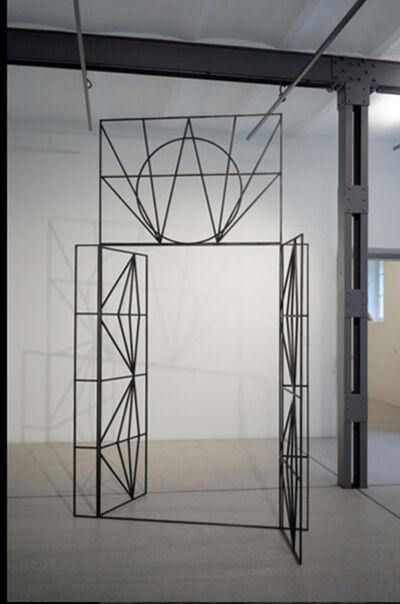 Boris Rebetez, 'Portal ', 2017