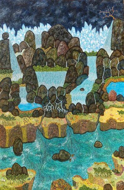 Hung Viet Nguyen, 'Sacred Landscape IV #1 Secret Park', 2020