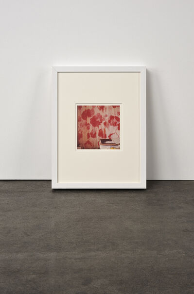 Cy Twombly, 'Unfinished Painting (Gaeta)', 2008
