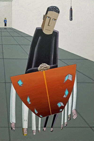 Mernet Larsen, 'Pause', 2019