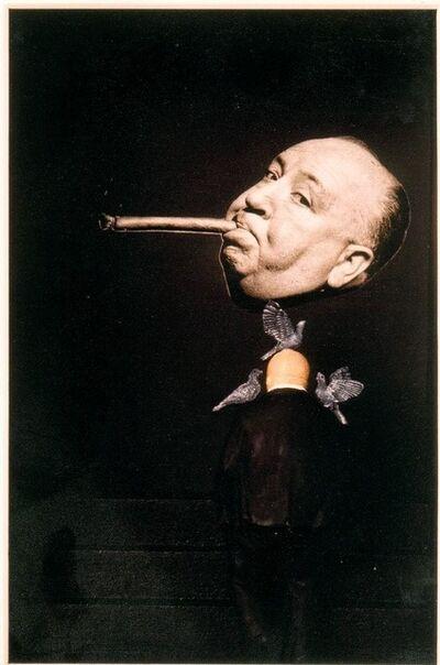 Volker Kühn, 'Hitchcock', 2017