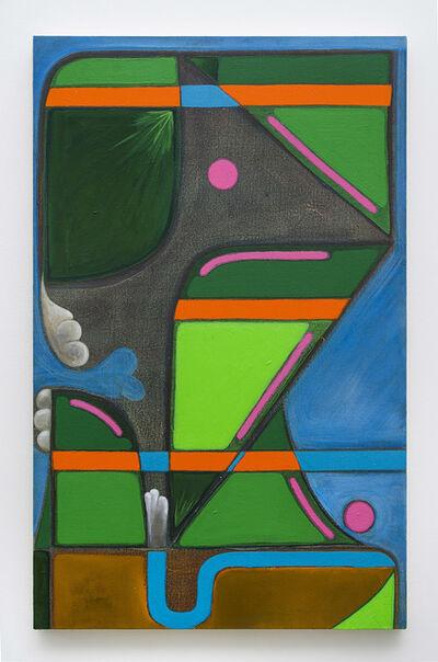 Ryan Callis, 'Donde Esta La Playa', 2017