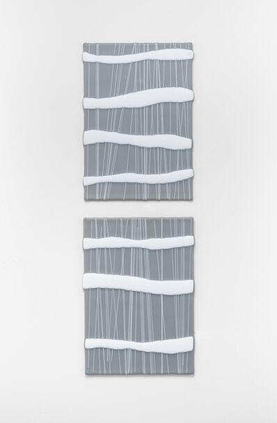 Brenda Mallory, 'Drifts (diptych)', 2019