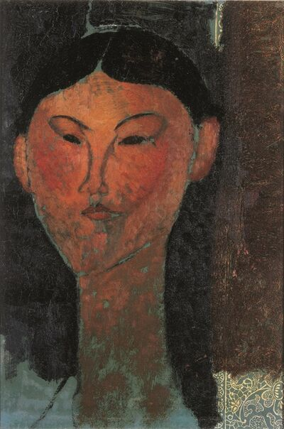 Amedeo Modigliani, 'Beatrice Hastings', 1915
