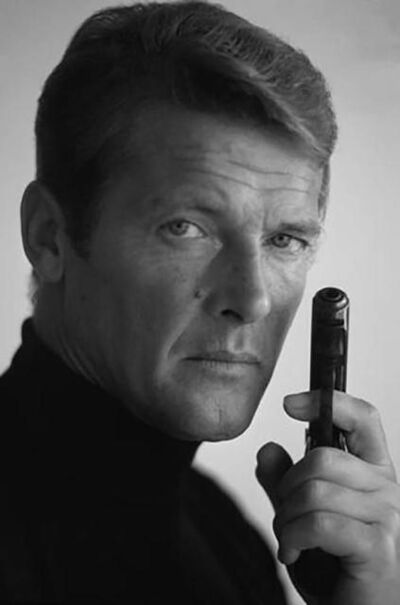 Terry O'Neill, 'Roger Moore, 'Live and Let Die''