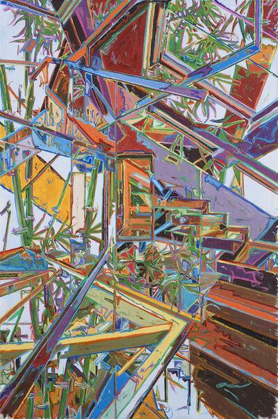 You Jin, 'Sprawling Bamboo', 2015