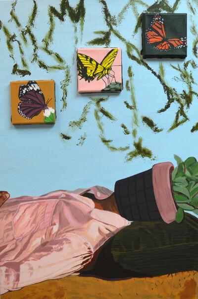 Alexander Robinson, 'Butterfly Effect ', 2020