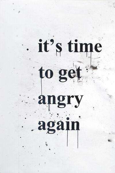 Monica Bonvicini, 'It's Time Again', 2019