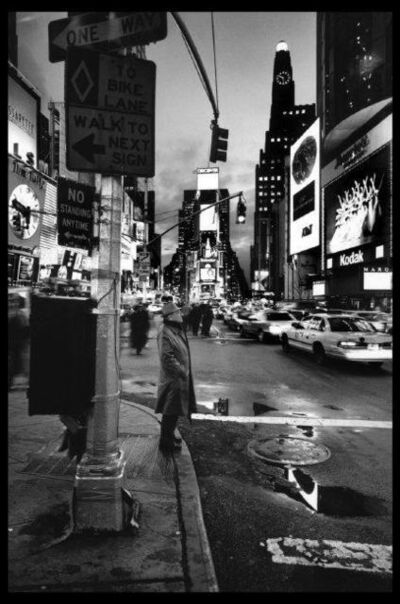 Raymond Depardon, 'Manhattan, Times Square', 1999