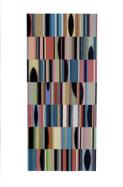 Mercedes Elena González, 'Dilatante (Small Tapestry IV)', 2015-2019