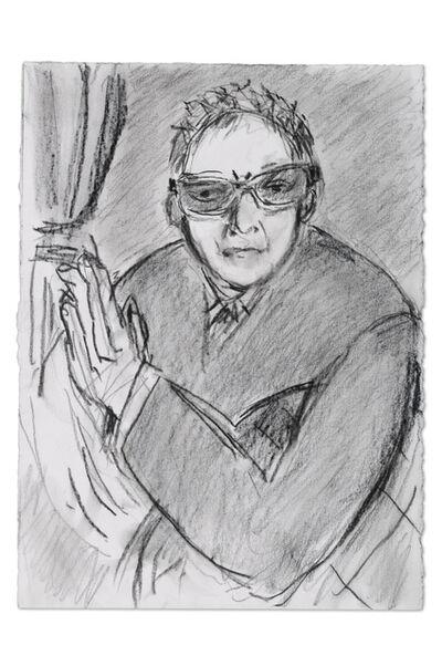 Connie Fox, 'Self as M.B. with Shades', 2007