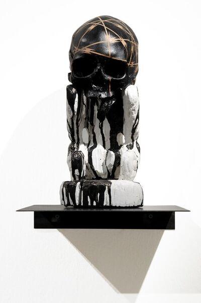 Kendell Geers, 'Country of my Skull', 2010