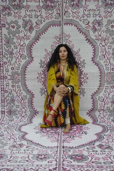 Hassan Hajjaj, 'Luzmira', 2010