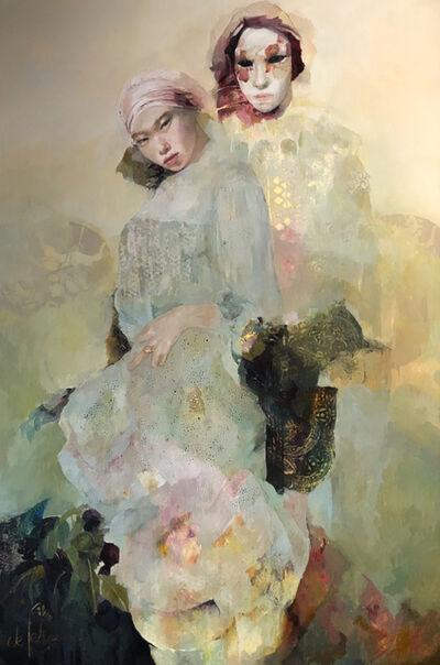 Françoise de Felice, 'L'enjoleuse', 2019