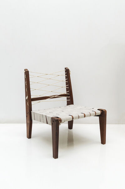 Pierre Jeanneret, 'Detachable easy chair, Chandigarh, India', 1953-1954