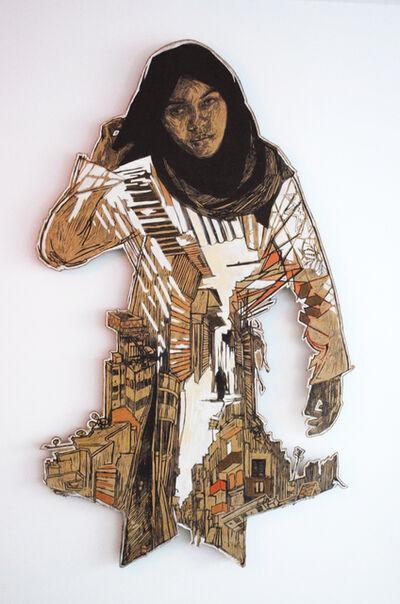 Swoon, 'Cairo', 2010