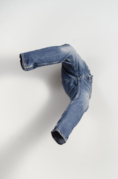 Tristin Lowe, 'Exile Jeans', 2019