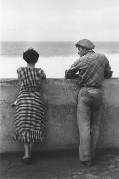 Edouard Boubat, 'Nazaré, Portugal', 1956
