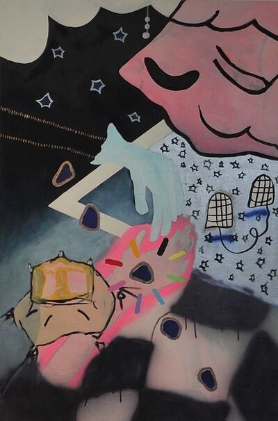Cynthia Giron, 'Two Paths, The Same Dance', 2019