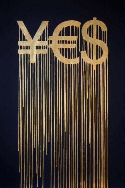 Zevs, 'Liquidated YES', 2012