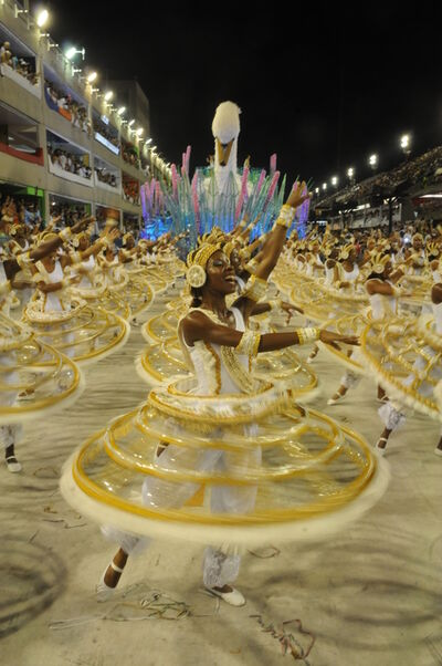 André Telles, 'Carnaval (Ala Unidos de Vila Isabel)', 2008