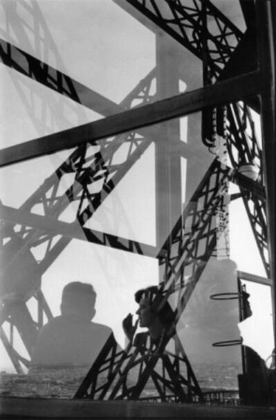 Marc Riboud, 'Tour Eiffel, Paris 1964 - Jeux de reflets', 1964