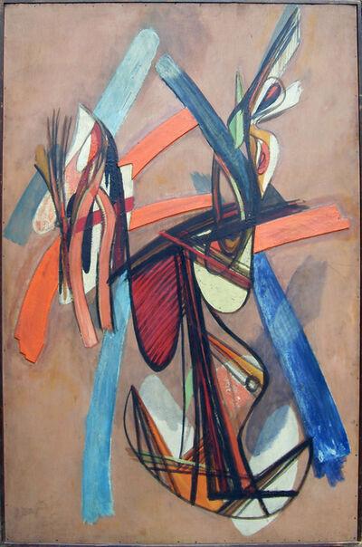 Stanley William Hayter, 'Pavane', 1935