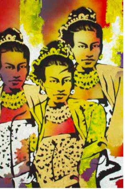 Wunna Aung, 'Queen Supayalat', 2014