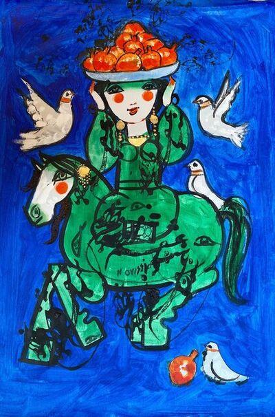 Nasser Ovissi, 'Untitled', 2021