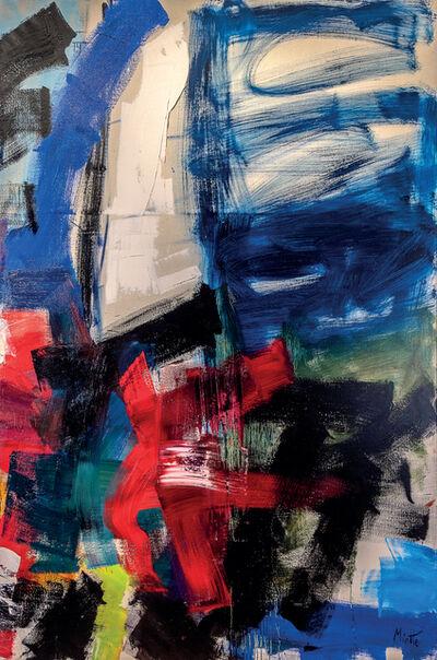 Jean Miotte, 'Untitled', 1963