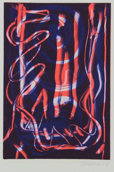 Alfonso Ossorio, 'Tightrope', 1984