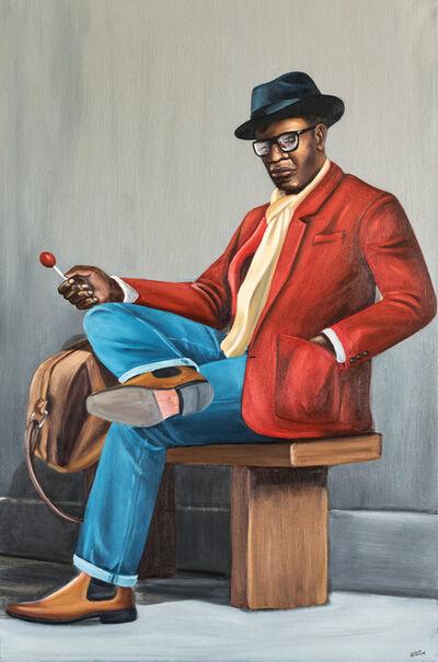 Zemba Musiri Lutanda Luzamba, 'Lollipop', 2016