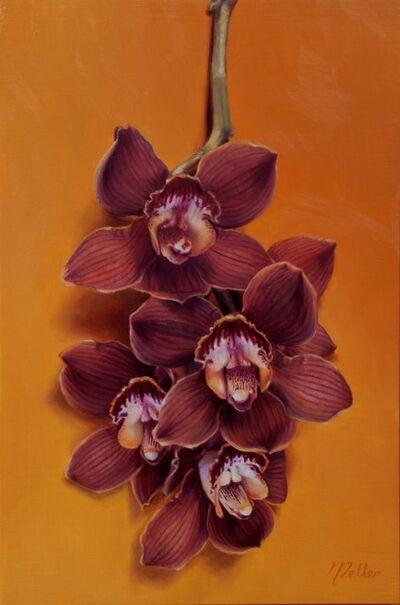 Narelle Zeller, 'Cymbidium Orchids', 2020