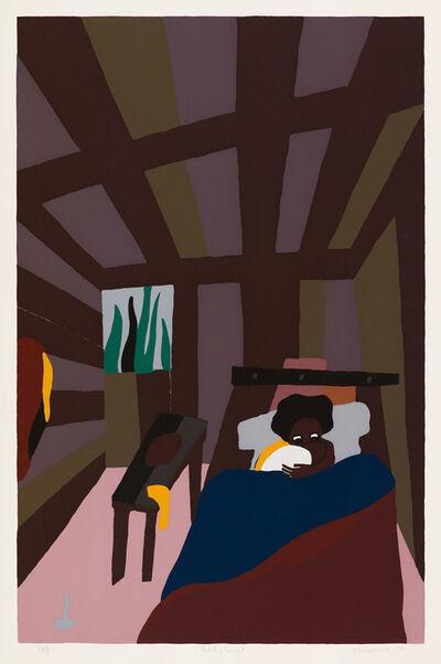 Jacob Lawrence, 'The Birth of Toussaint L'Ouverture', 1986