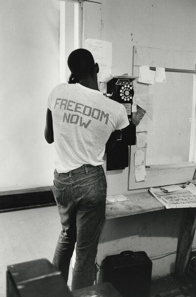 Steve Schapiro, 'Freedom Now, Canton, Ohio', 1964