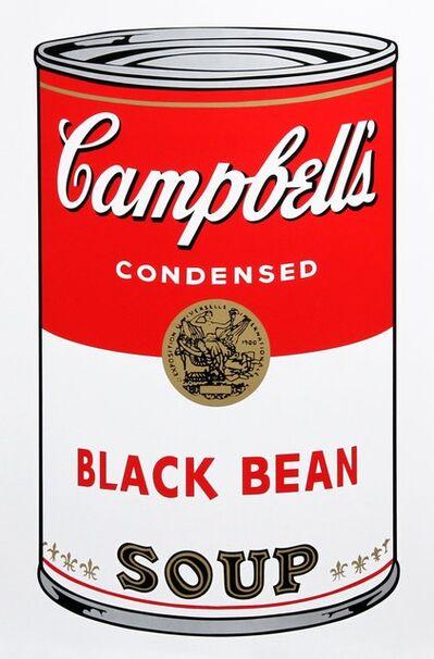 Andy Warhol, 'Black Bean Soup', 1968